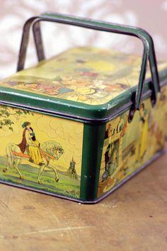 Vintage Walt Disney Snow White and the Seven Dwarfs by TreNove, $145.00