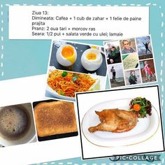 Dieta Daneza in imagini. Eggs, Meat, Breakfast, Food, Salads, Morning Coffee, Eten, Egg, Meals
