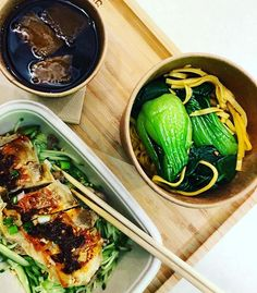 Vegan Sichuan Spicy Chicken 🐣 With Noodles, Bok Choy and hot soup 🍲 This dish warms me up, coz it's pretty chilly outside ❄️❄️❄️ #vegan #vegan #veganism #veganchef #veganfood #hongkong #veganpasta #cooking #plantbased #crueltyfree #food #foodie #foodpic #foodblogger #yummy #yummyfood #healthy #healthyfood #healthyeating #healthychoices #veggies #eat #potd #bestoftheday #deliciousfood #rezept #foodblogger #foodblogger_de #asianfood