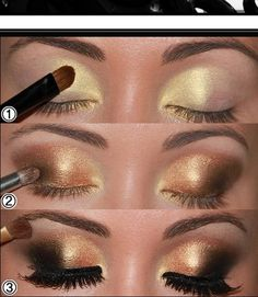 how to do pretty makeup