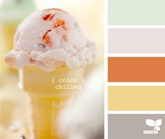 I think I would like my craft room done in these colors.  Maybe throw in some blue too?