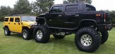Lifted Hummer H2 Is Much Bigger Than Stock One: Picture | GM Authority