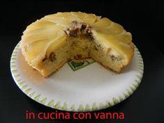 in cucina con vanna: Torta di mele rovesciata