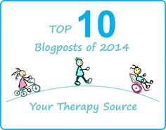 Top 10 blogposts 2014 from www.YourTherapySource.com/blog1