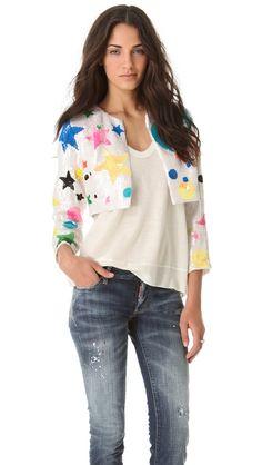 Um, yeah... Lisa Perry Twinkle Jacket