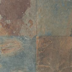 Daltile Natural Stone Collection Indian Multicolor
