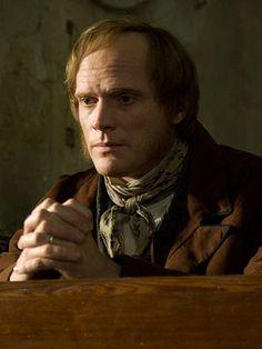 Charles Darwin - Paul Bettany in Creation (2009).