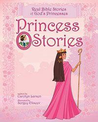 Princes Stories  ages 4-8