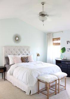 Our Bedroom Style Makeover - Saffron Avenue : Saffron Avenue