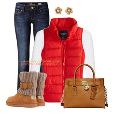 """Baby It's Cold Outside"" by casuality on Polyvore. How comfy this looks"