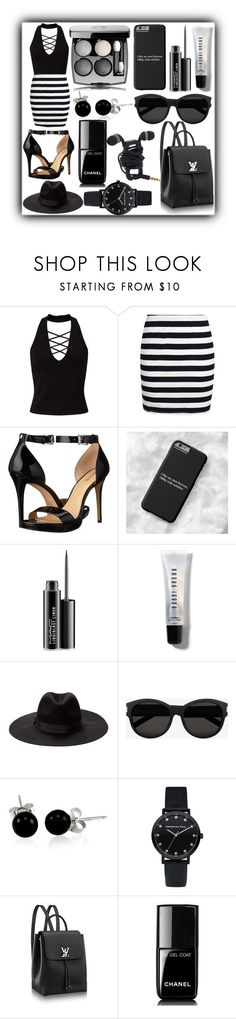 """TREND ALERT"" by puffer112 ❤ liked on Polyvore featuring Miss Selfridge, Boohoo, MICHAEL Michael Kors, MAC Cosmetics, Bobbi Brown Cosmetics, Yves Saint Laurent, Bling Jewelry and Chanel"