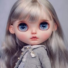 ✨#Blythe #Blythedoll #customBlythe  #noise #noisedoll  #Blythecustom #doll