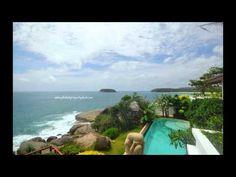 #Luxury #Villa ON The #Beach in #Kata #Phuket #Thailand for #Rent