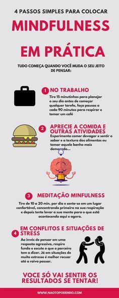 O que é Mindfulness e Como Colocar em Prática em Passos Simples