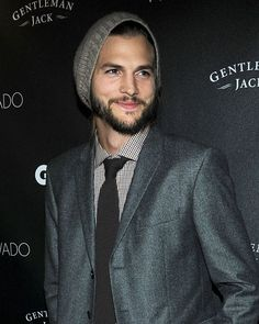 Ashton Kutcher...seriously how can you not love this