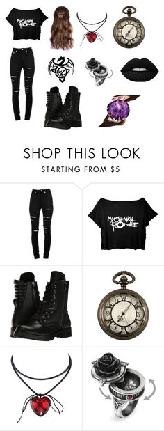 """""""morden witch"""" by hipster-chik ❤ liked on Polyvore featuring Yves Saint Laurent, Capezio, Black Pearl and NA-KD"""