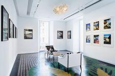 Showrooms. Taschen, Milan.