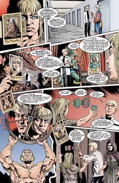 Lucifer (2000) Issue #3 - Read Lucifer (2000) Issue #3 comic online in high quality
