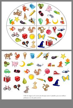 Alphabet Activities, Preschool Worksheets, Activities For Kids, Brain Gym, Hidden Pictures, Petite Section, Creative Teaching, English Lessons, Teaching English