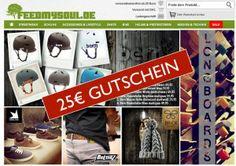 Gewinnt heute einen 25€ feedmysoul Gutschein. helt-pro® wünscht viel Glück!