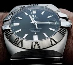Why No Love for the Newer Omega Constellation 8500