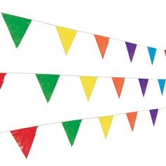 Find a wide range of Pennant Banners at Oriental Trading. Shop for colorful Banner Decorations to match your event's theme. Choose Birthday Party Banners, Banner Garland and Banners in many fun styles. Carnival Themed Party, Carnival Birthday Parties, Circus Theme, Circus Party, Carnival Wedding, Birthday List, Happy Birthday, Carnival Decorations, Carnival Themes