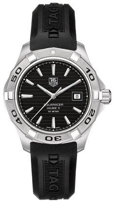 TAG Heuer Aquaracer WAP2010.FT6027  #watch   #watches   #men   #reloj   #fashionmen   #stylemen   #rotthades   #design   #diseño   #style   #fashion   #classic   #luxury   #Watch   #Watches