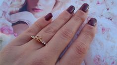 My new ring from Born Pretty Store ♥