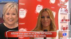 """Tensión en directo entre Inés Ballester y Edurne: """"¿Te ríes porque hay parné o cómo es la cosa?"""""""
