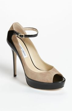 820a0fafd499 Jimmy Choo  Tami  Pump available at  Nordstrom Ankle Strap Shoes