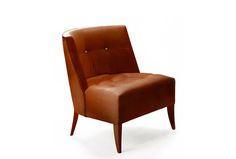 HOPI   Modern Upholstered Armchair by BRABBU