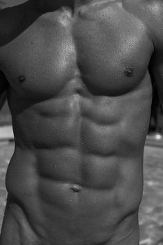 Athletic body with good abs. The body all girls like!