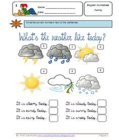 esl kids worksheet weather worksheets weather pinterest weather worksheets and worksheets. Black Bedroom Furniture Sets. Home Design Ideas