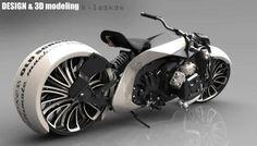 Big rim concept.