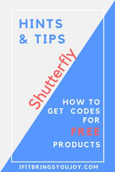 Proven tips by an Shutterfly enthusiast. Valuable tips to get Shutterfly coupons and codes.