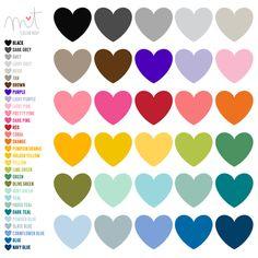 misstiina color map fabric by misstiina on Spoonflower - custom fabric
