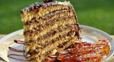 Dobošova torta                                                                       http://www.mytaste.sk/click/index/6825966/?site=lucylovetobake.blogspot.com