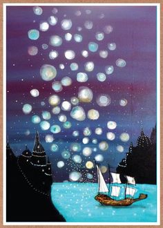 Ships Coming In Birthday Card