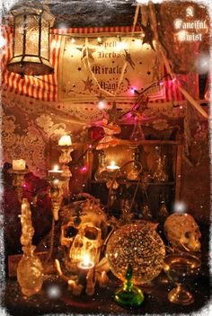 A Fanciful Twist ~ by Vanessa Valencia fortune teller 4795 by A Fanciful Twist, via Flickr