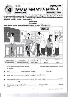 Image result for malay karangan bergambar darjan satu