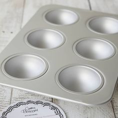 Cynthia Barcomi Kitchenware :: Kuppel Törtchenform