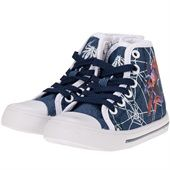Spider Man - Μποτάκια - ΜΠΛΕ High Tops, High Top Sneakers, Wedges, Shoes, Fashion, Zapatos, Moda, Shoes Outlet, La Mode