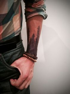 Tatouage homme avant bras a… Montreal temporary tattoo – BLACK JAG. Tattoo man before arms trees Black Tattoos, New Tattoos, Body Art Tattoos, Sleeve Tattoos, Temporary Tattoos, Tatoos, Tattoo Life, Tattoo Sketches, Tattoo Drawings
