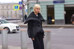Russia Fashion Week Street Style | British Vogue