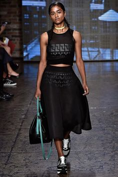 DKNY Spring 2015 Ready-to-Wear Collection
