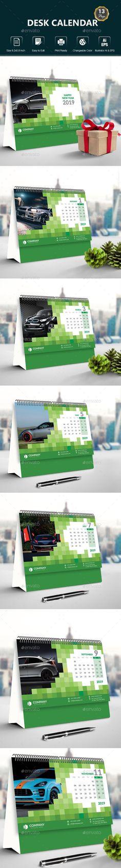 #Desk #Calendar - #Calendars Stationery Calendar Templates, Calendar Design, Print Templates, Stationery Shop, Stationery Templates, Stationery Design, Office Calendar, Desk Calendars, Certificate Design