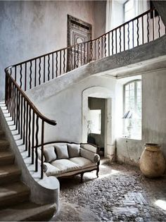 stairs via@Rachel Dettman