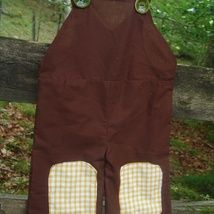 Pleasent kindergarden pants.Wide leg,for a boys age 3 years.Cotton.Can be washed in a washer.