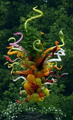 Dale Chihuly - unknown location