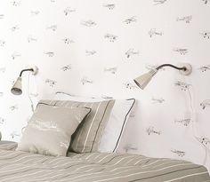 Papel pintado juvenil My Room de Casadeco